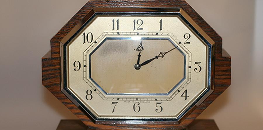 Clocks & Furniture