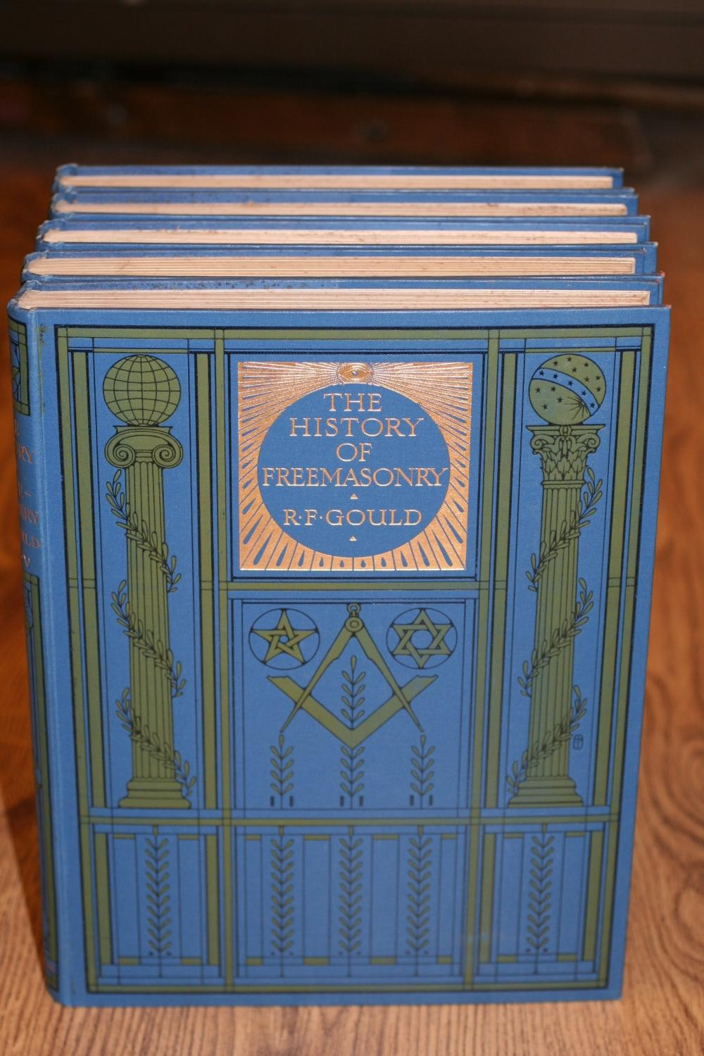 The History of Freemasonry by R.F. Gould