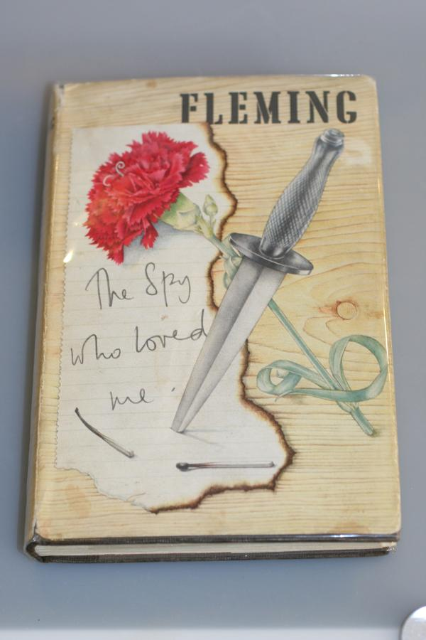 The Spy Who Loved Me - Ian Flemming