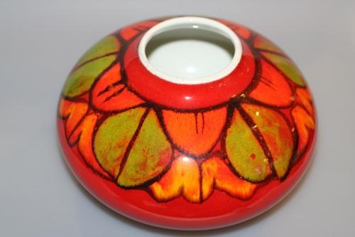Poole Pottery Vase Delphis Range