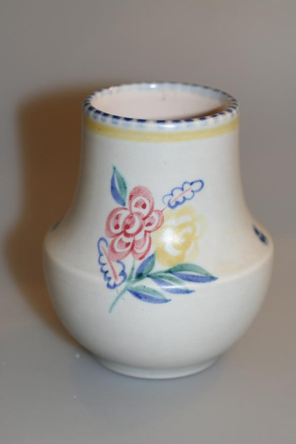 Poole Pottery Vase 1930's