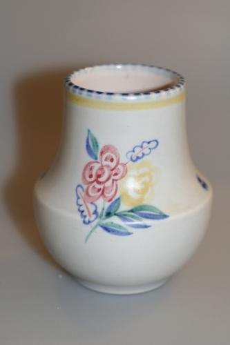 Poole Pottery Vase 1930s In Ceramics