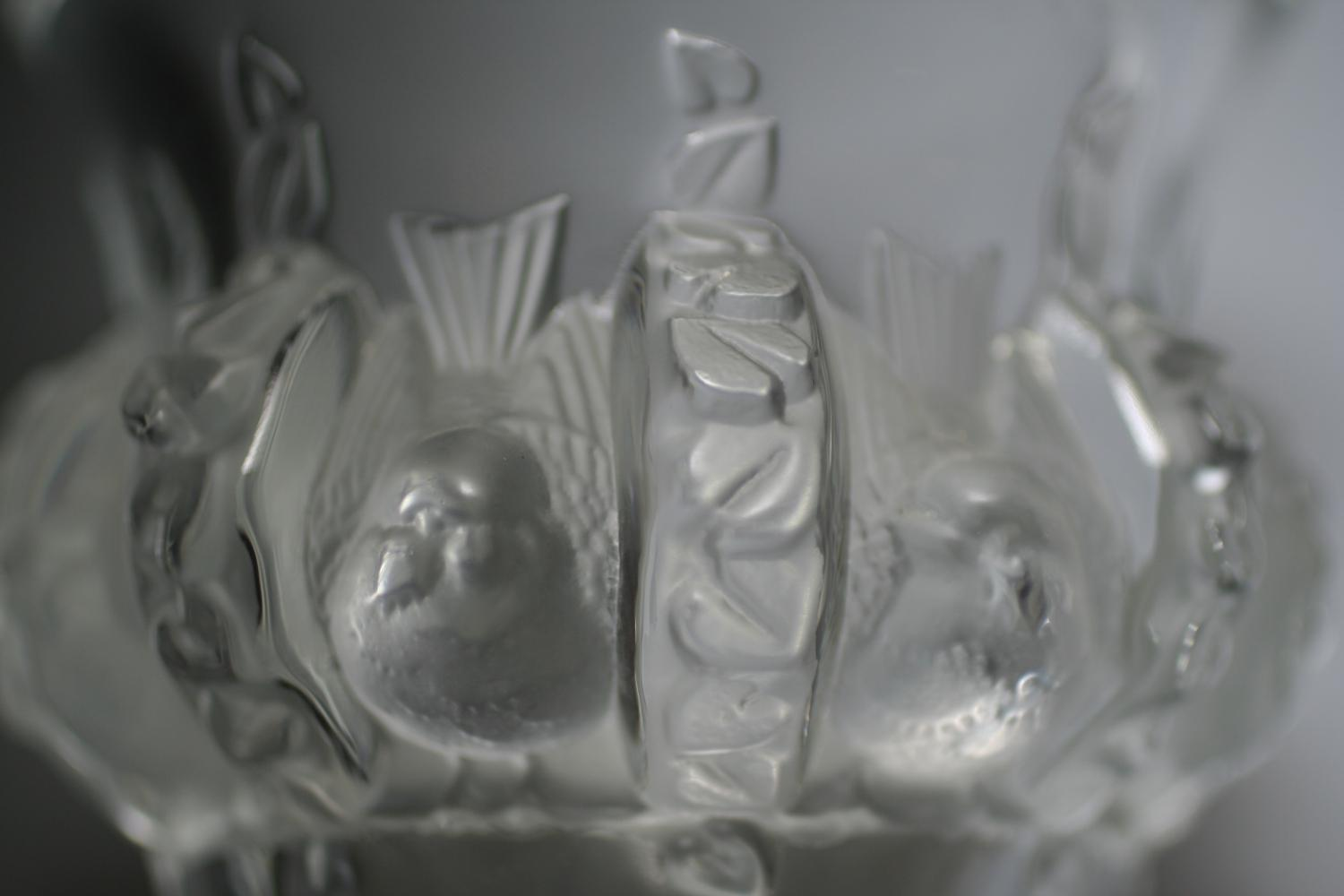 Lalique glass bird vase in glass lalique glass bird vase picture 5 reviewsmspy