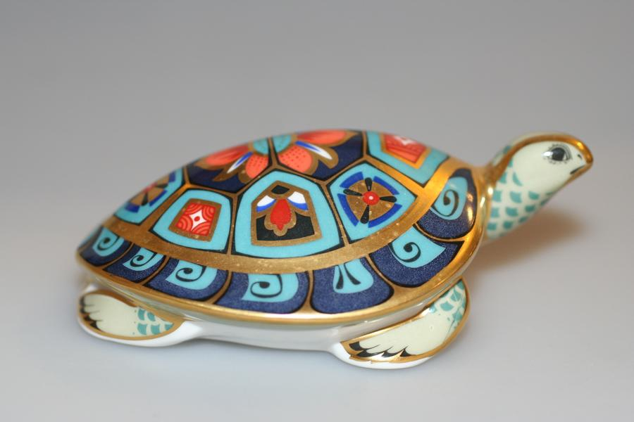 Crown Derby Terrapin