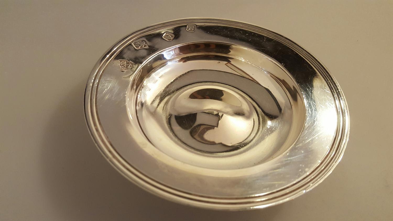 Sterling Silver Armada Dish